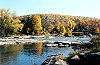 Youghiogheny River at Ohiopyle in Autumn Picture Thumbnail