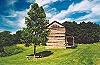 A Rustic Log Building at Hannah�s Town Picture Thumbnail