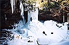 Cucumber Falls, a Column of Ice and Snow Picture Thumbnail