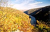Youghiogheny�s Golden Colored River Gorge Picture Thumbnail
