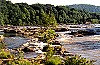 Youghiogheny River Rapids in Morning Light Picture Thumbnail