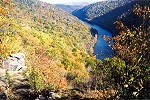 Nearly One Thousand Feet Above the Youghiogheny River Picture Thumbnail