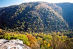 Chestnut Ridge Cut Through by the Youghiogheny River Picture Thumbnail