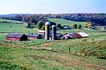 Rolling Farm Country of North Central Fayette County Picture Thumbnail