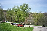 Spring Scene From Cedar Creek Park in Westmoreland County Picture Thumbnail