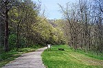 Spring Returns to the Trail at Cedar Creek Park Picture Thumbnail