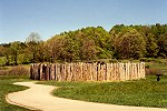 George Washington's Fort of Necessity in Fayette County Picture Thumbnail