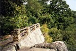 Baughman's Rock Overlook in Ohiopyle State Park Picture Thumbnail