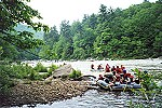 Whitewater Rafting in Ohiopyle State Park Picture Thumbnail