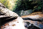 Meadow Run's Channel of Rock & Natural Waterslides Picture Thumbnail