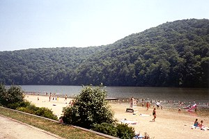 A Summer Past Time at Laurel Hill State Park