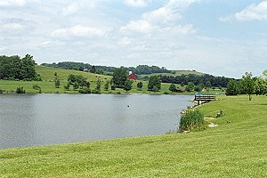 The Lake at Mammoth Park in Westmoreland County