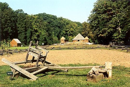 Pioneer Farm Site Of Mount Vernon Picture
